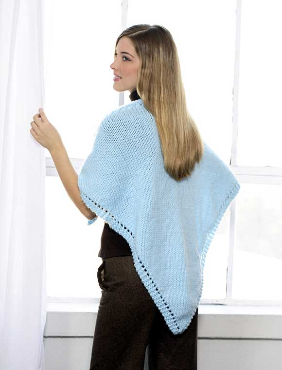 Crochet Pattern Central - Free Shawl And Stole Crochet Pattern