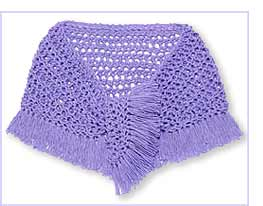 image of a shawl