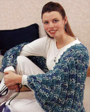 CYCA July 99 Crochet Project