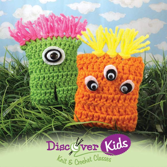 C11 Kids Crochet project