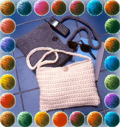 Crochet Purse Welcome To The Craft Yarn Council
