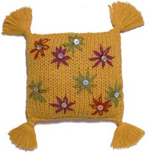 CYCA Floral Pillow Project