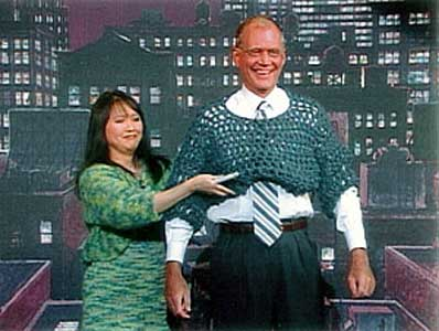 letterman and Chin