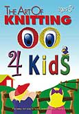 photo of cover of dvd the Art of Knitting 4 Kids