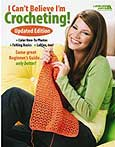 photo of cover of I Can't Believe I'm Crocheting