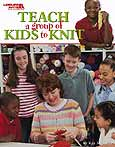 photo of cover of Teach a Group of Kids to Knit